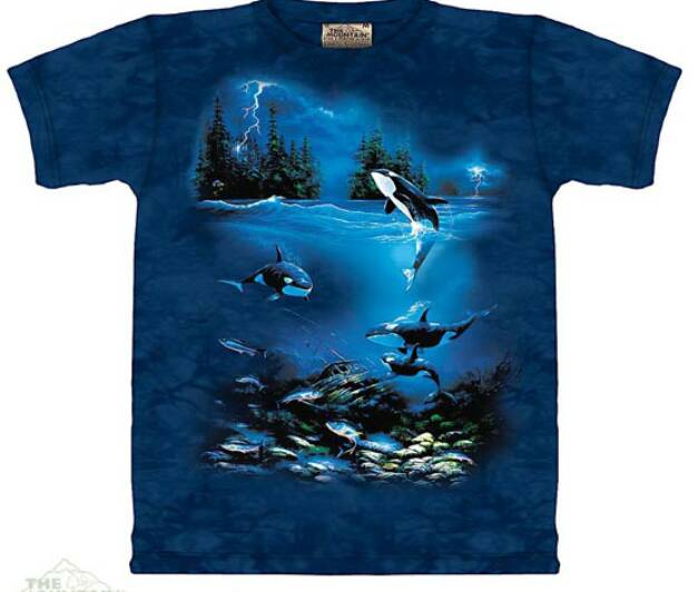 dolphin t shirt
